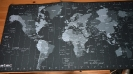Natec Maxi Mouse Pad – Time Zone Map